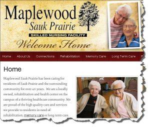 maplewood sauk prairie website