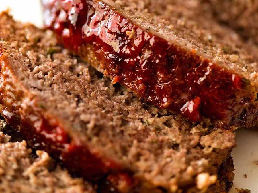 Meatloaf meal at Maplewood of Sauk Prairie